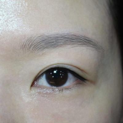 韓式眼睫線
